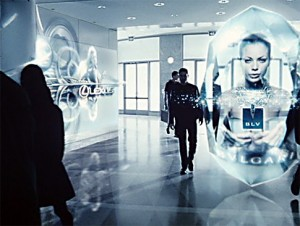 Minority Report (2002) showed us a science-fiction world where ads personalized for each individual.