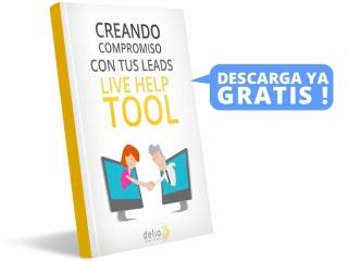 EBOOK GRATIS: CREA COMPROMISO CON EL LEAD. LIVE HELP TOOL