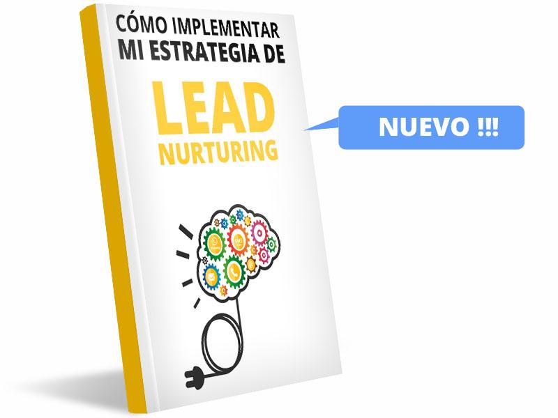 Ebook Lead Nurturing