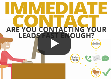 Immediate contacting of your leads
