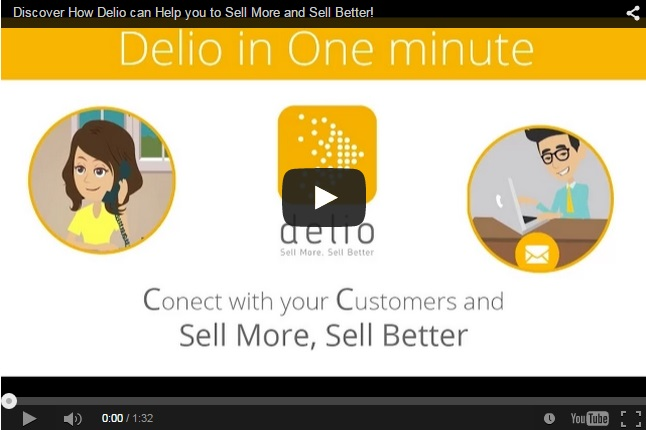 Delio Lead management platform explain in one minute